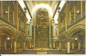 Montreal Norte Dame Basilica Sacred Heart Chapel p37625 (Image1)