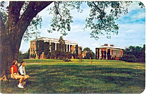 Sweet Briar College Va Postcard P3769