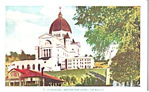 L Oratoire Saint Joseph du Mont Royal Ontario Canada p37702 (Image1)