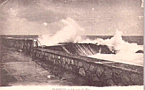 Biarriitz France Surf P37755 (Image1)