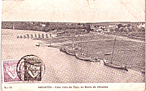 Harbor View Abrantes Portugal P37848 Pm 1934