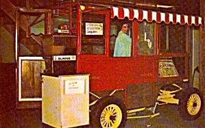 Mendota IL Time Was Museum Popcorn Wagon P37990  (Image1)