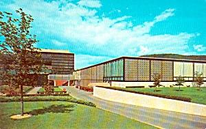 Corning NY Corning Glass Center Postcard P37999 (Image1)