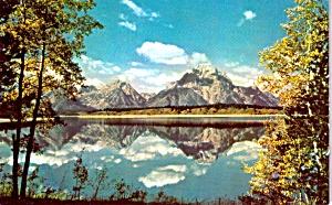 Jackson Lake and Teton Range Wyoming P38027 (Image1)