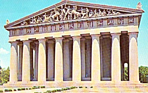 The Parthenon Centennial Park Nashville Tn P38046