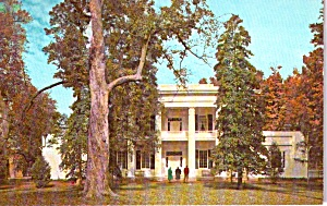 The Hermitage Home Of President Andrew Jackson Nashville Tn P38048