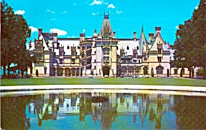 Biltmore House Asheville North Carolina P38057