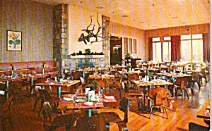 Shenandoah National Park Va Skyland Dining Room P38082