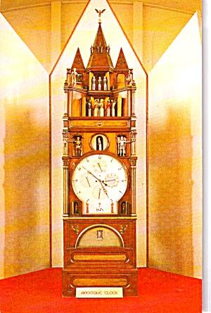 Apostolic Clock Hershey Museum Hershey PA P38097 (Image1)