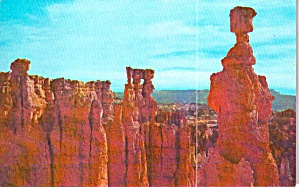 The Temple Of Osiris Bryce Canyon National Park Utah P38100