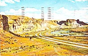 Green River Palisades Wyoming P38109 (Image1)