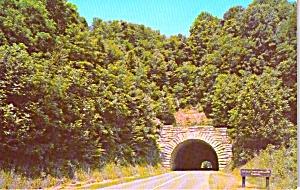 Little Switzerland Tunnel Blue Ridge Parkway NC P38136 (Image1)