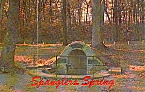 Gettysburg National Battlefield Park Spangler s Spring P43893 (Image1)