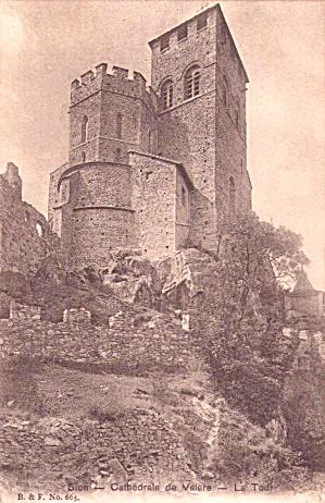 Cathedrale de Valere Sion Canton of Valais Switzerland P38179 (Image1)