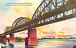 St Louis MO General Douglas Macarthur Bridge P38206 (Image1)