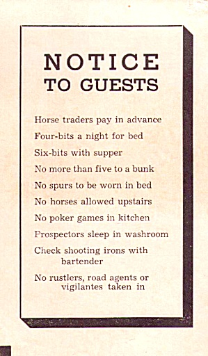 Hutson Hotel Rules Hotels In Kansas P38212