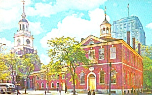 Congress Hall Philadelphia PA P38232 (Image1)