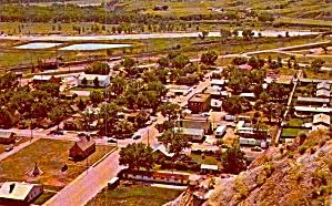 Overlooking Medora North Dakota p38334 (Image1)