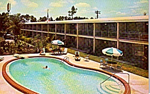 Howard Johnson S Motor Lodge Homestead Florida P38343