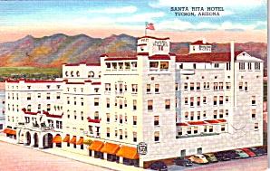 Santa Rita Hotel Tucson Arizona p38348 (Image1)