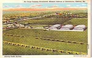 Harvey Parks Air Port US Army Air Corps MO p38371 (Image1)
