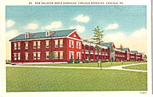 US Army Carlisle Barracks Carlisle PA p38481 (Image1)