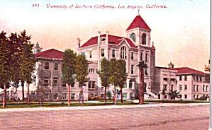 Los Angeles CA University of Southern California p38492 (Image1)