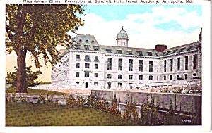 US Naval Academy Bancroft Hall Annapolis MD p38526 (Image1)