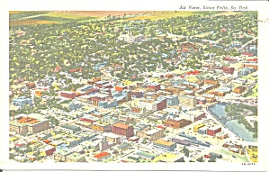 Sioux Falls SD Aerial View p38540 (Image1)