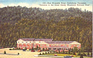 Riverside Hotel Gatlinburg Tn Great Smoky Mountain National Park P38541
