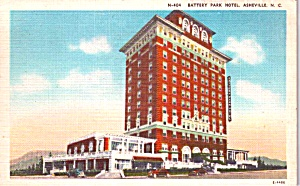 Asheville Nc Battery Park Hotel P38561