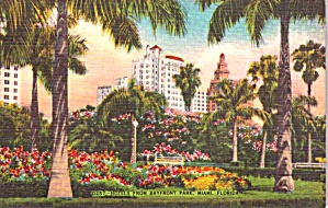 Miami FL Hotels From Bayfront Park p38563 (Image1)