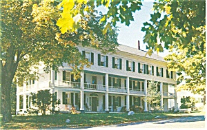 The Tavern at Grafton VT Postcard p3860 (Image1)