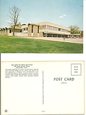 Davenport IA YMCA YWCA Building p38662 (Image1)