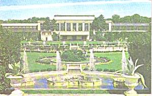 Longwood Gardens PA Main Conservatory Fountain Garden p38744 (Image1)