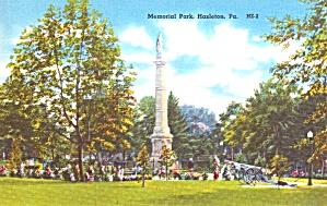 Hazleton PA Memorial Park p38758 (Image1)