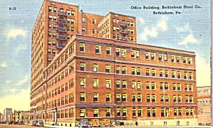 Bethlehem PA Bethlehem Steel Co Office Building p38764 (Image1)