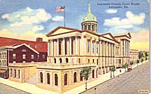 Lancaster PA Lancaster Court House p38774 (Image1)