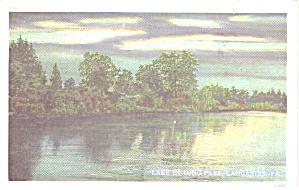 Lancaster PA Lake in Long Park p38777 (Image1)