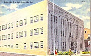Pottsville PA City Hall p38800 (Image1)