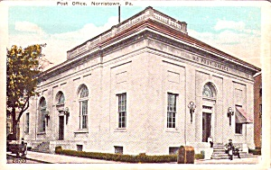 Norristown PA Post Office p38803 (Image1)