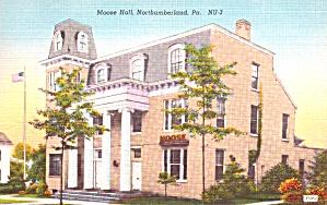 Northumberland PA  Moose Hall p38828 (Image1)