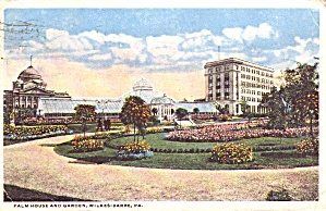 Wilkes-Barre PA  Palm House and Garden p38833 (Image1)