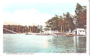 Canton Oh Myers Lake P38896