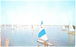 Sailing Regatta Postcard p3889 (Image1)