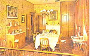 Galena Il Us Grant S Home Dining Room P38937