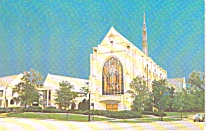 Evanston Il Northwestern University Alice Miller Chapel P38944