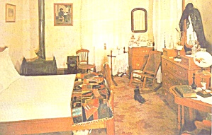Galena Il Us Grant S Home Bedroom P38945