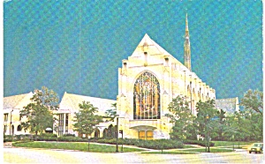 Evanston Il Northwestern University Alice Miller Chapel P38949