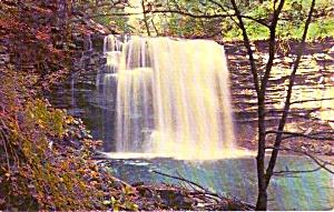 North Mountian PA Harrison Wright Falls p39136 (Image1)